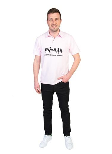 Polo Yaka Tişört-Familylook